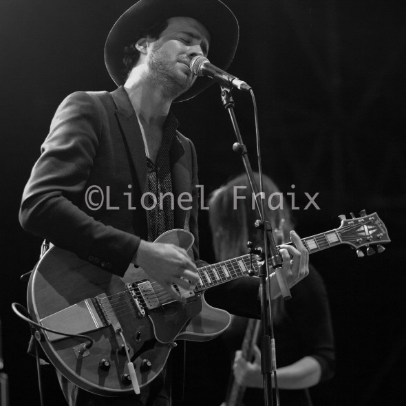 LIONEL FRAIX THE VEILS